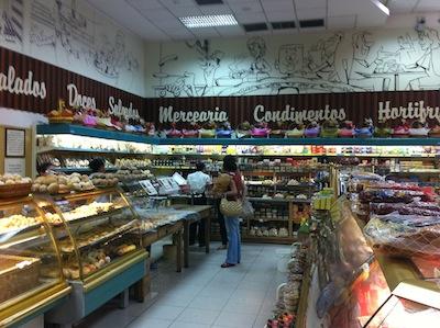 comida no Brasil