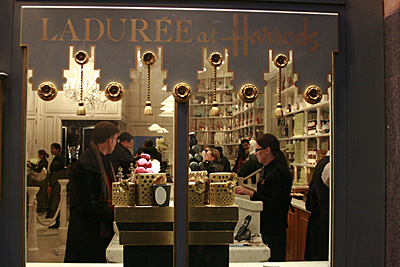Ladur�e at Harrods