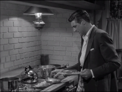 Cary Grant come chucrute com salsicha