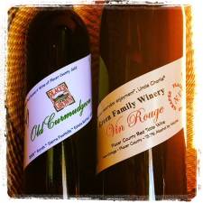 wines in placer county