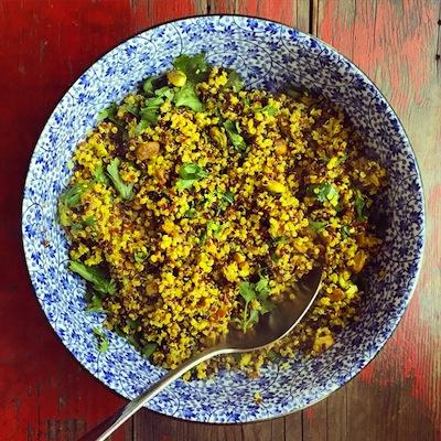 quinoa-tumeric