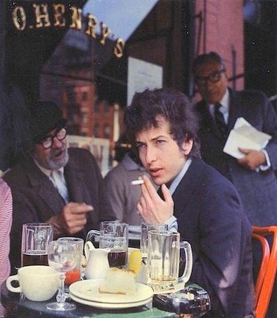 Dylan eats
